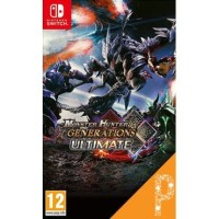 Monster Hunter Generation Ultimate Nintendo Switch Reg Europe PAL