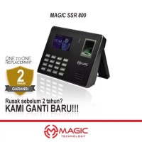 Mesin Absensi Fingerprint MAGIC SSR800
