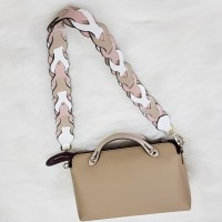 Braided Leather Bag strap