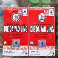 Die Da Yao Jing SSA (Betadin Cina) 30cc