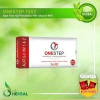 ONESTEP HIV TES - Alat Uji Penderita HIV Terpercaya Original Asli