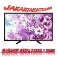 LED TV AQUA SANYO 32 INCH AQT 6100 HDMI USB MOVIE VGA/ LED MURAH 32