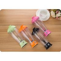 Skinny Moo Mixer Botol Aduk Otomatis / Self Stirring Mug DTM-620 0536