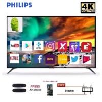 PHILIPS 50PUT6002 LED SMART TV 50 INCH UHD 4K DVB-T2 ANDROID TV -
