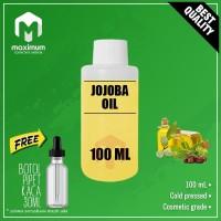 Pure Jojoba Oil 100ml - Cosmetic Grade