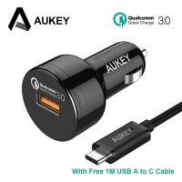 AUKEY CC T12 Qualcomm Quick Charge 3.0 Type C