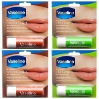 VASELINE LIP THERAPY BALM STICK 4.8G ALOE VERA