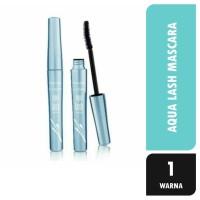 Maskara Wardah EyeXpert Aqua Lash Mascara Hitam Waterproof Anti Air