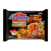 Mie Sedap / Sedaap / Mie Instant Korean / Korea Spicy Chicken READY