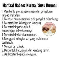 Immediately Nabeez Hanabeez / Air Rendaman Kurma / Susu Kurma / Asi