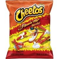 CHEETOS Flamin' Hot Crunchy 227 Gram (Made in USA)