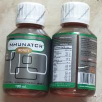 Immunator Honey recommended ketofastosis