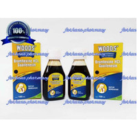 Woods Peppermint Expectorant 100 ml / obat batuk