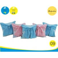 SET Sarung bantal sofa / cushion cover PITA (5pcs) 40x40