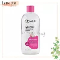 OVALE Micellar Cleansing Water Brightening / Make Up Remover 100 ML