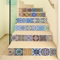 Wallsticker Keramik / Stiker Keramik / wallpaper/ Sticker Tegell