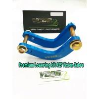 PREMIUM Lowering kit VCOS R15 Xabre MT15 Vixion penurun shock pemundur