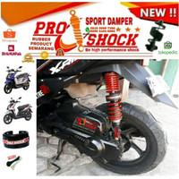Rubber Damper X-rade stabiliser shock garansi 1 tahun