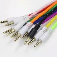 Kabel AUX Jack 1-1 transparan
