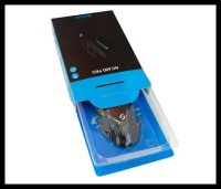 Promo Bulan Ini Mouse Gaming Wireless Nc-600 Black Edition Stok