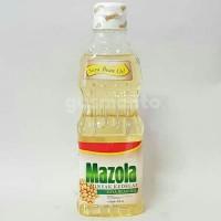 Minyak Mazola Soya Bean Oil 450ml   Minyak Kedelai