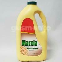 Minyak Mazola Soya Bean Oil 1,5Ltr   Minyak Kedelai