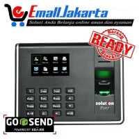 Mesin Absensi Sidik Jari / Fingerprint Solution P207 Finger Print