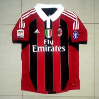 JERSEY AC MILAN LAST MATCH FILIPPO INZAGHI