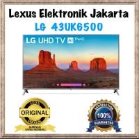 TV LED 43UK6500 LG 43UK6500 LG SMART TV UHD 4K LED 43 INCH SMART TV 4K