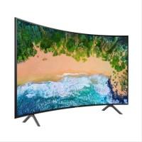 TV LED SAMSUNG LED SMART TV UA55NU7300 PREMIUM UHD 4K 55 INCH CURVED -