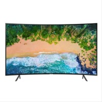 SAMSUNG LED SMART TV UA55NU7300 PREMIUM UHD 4K 55 INCH CURVED - NEW