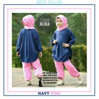 Baju Muslim Setelan Anak Tunik Nuna 3 in 1 CM 07 / 004