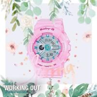Jam Tangan Wanita Casio Baby-G / Jam Tangan Casio Baby G Miyota ori