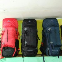 Tas carrier Avtech levuca 60L include coverbag
