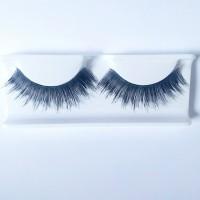 12 pasang bulumata palsu human hair murah natural eyelashes