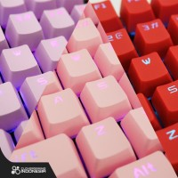 Keycaps Full Tembus LED - Aksesoris Gaming