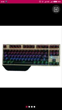 Sades Karambit TKL Rainbow Mechanical Keyboard