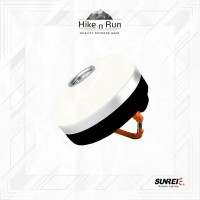Lampu Camping SUNREI CC-SE Black Edition