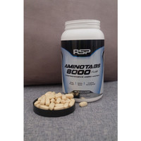 RSP AminoTabs 8000+ Plus Amino Acid Suplemen Fitnes Eceran
