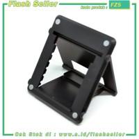 FZ5 Universal Foldable Tablet Holder - Black