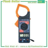 KX2 Digital Clamp Multimeter - DT266 - Black