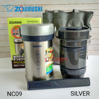 ZOJIRUSHI LUNCH BOX/ FOOD JAR 3 SUSUN