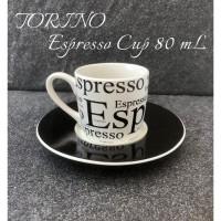 TORINO Espresso Cup I Cangkir Espresso Keramik I Cangkir Kopi