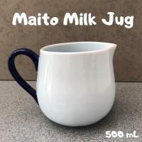 MAITO Porcelain Milk Jug I Teko Susu Porcelain Keramik