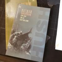 Batman Hush Kolpri