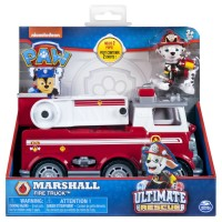 Paw Patrol Ultimate Rescue - Marshall Fire Truck