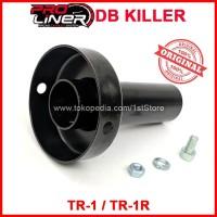 DB Killer Proliner TR-1R Peredam Suara Silencer Muffler Knalpot Racing