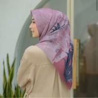 hijab/jilbab segi empat my lady arzety voal original