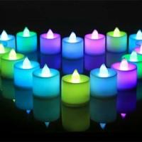 lilin led candles L118^ lilin mini elektrik/ lampu hias electric