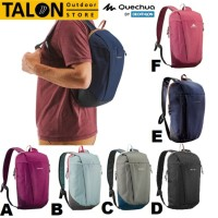 Quechua NH100 10 L Original Decathlon Tas Bag Ransel Arpenaz Outdoor